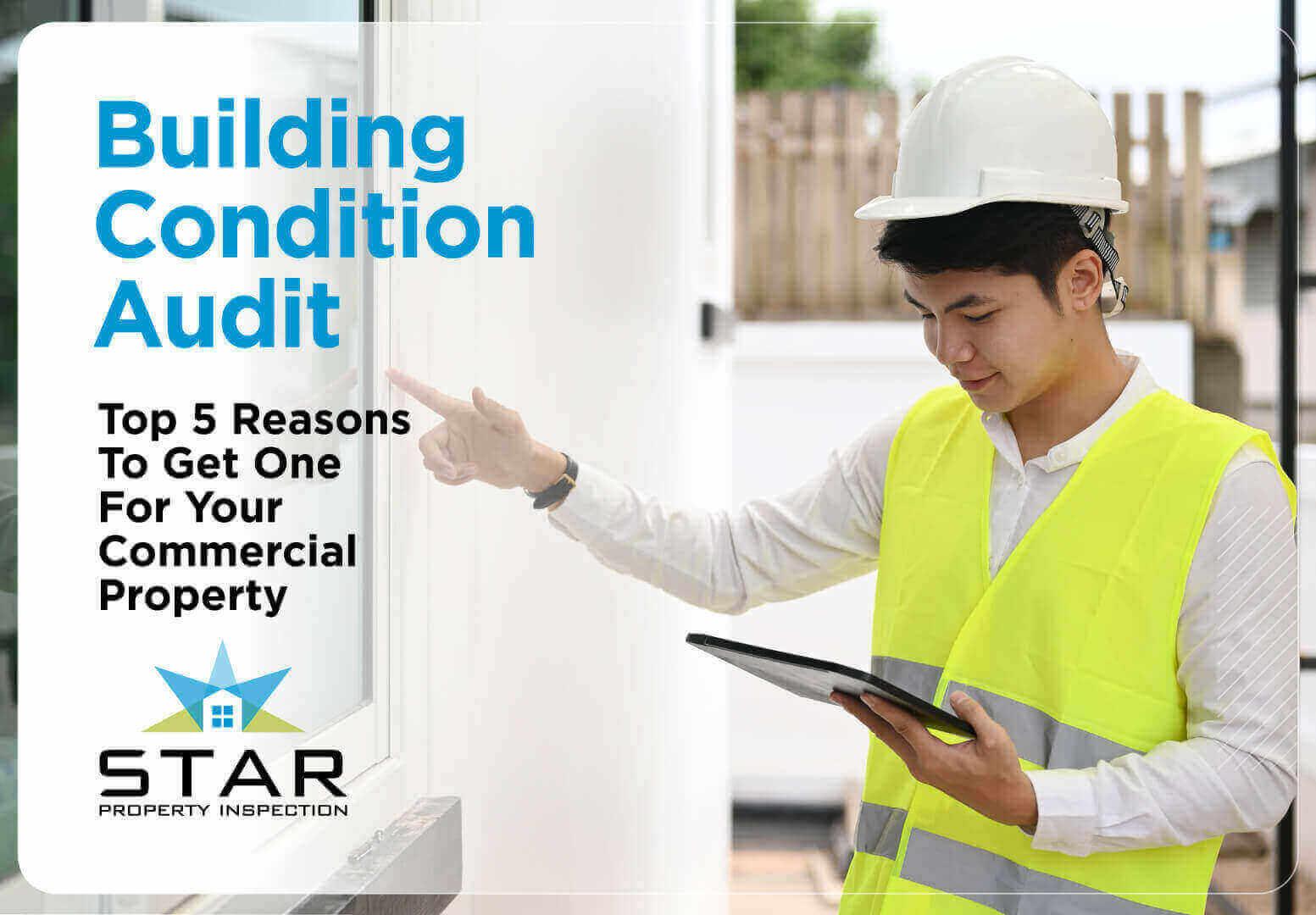 Building Condition Audit Dubai
