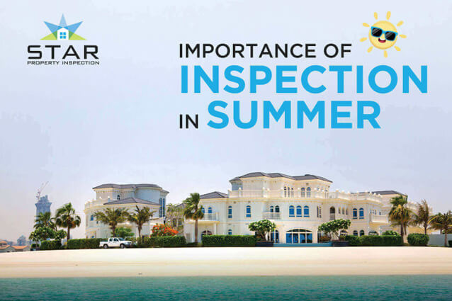 Property Inspections in Summer
